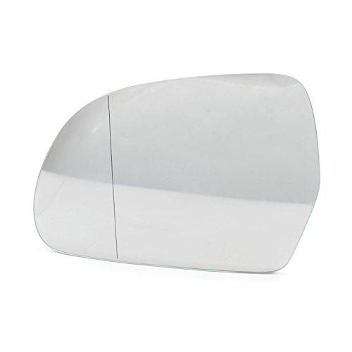 XZANTE Cristal de Espejo retrovisor de ala de Lazo Izquierdo de Conductor...