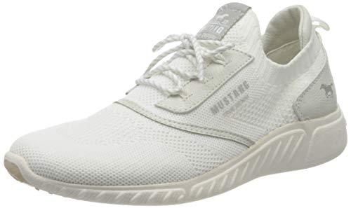 MUSTANG Damen 1315-306-203 Sneaker, Elfenbein (Ice 203), 39 EU