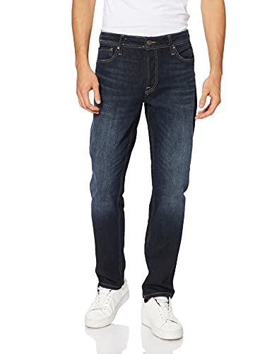 JACK & JONES Herren JJVCClark Original JOS 318 NOOS Jeans, Blue Denim, 33W / 32L