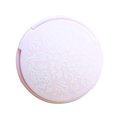 Handheld Taschenspiegel Schminkspiegel Kosmetikspiegel Make Up Werkzeug, Geschenk für Gäste Freundin und Kinder