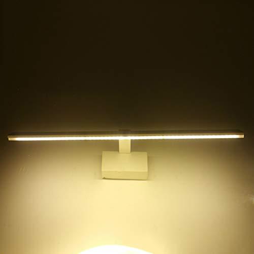 specchio trucco 72 led KURAZL Semplicità Moderna Luce Anteriore A Specchio A LED
