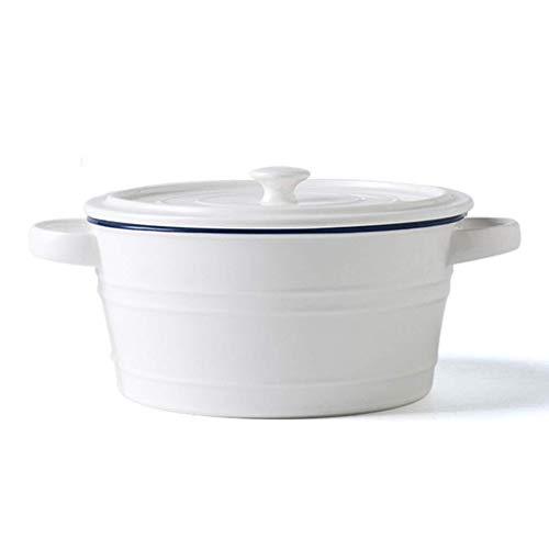WSHFHDLC Cuenco de la Cultura Popular Cerámicos de Uso doméstico tazón tazón tazón de Fruta ensaladera de Fideos for Comer un Plato de tazón Helado Cuenco de la Cultura Popular