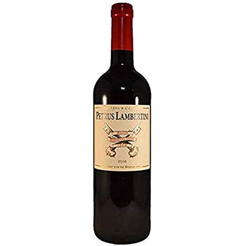 Bordeaux, rojo, Petrus Lambertini 2016