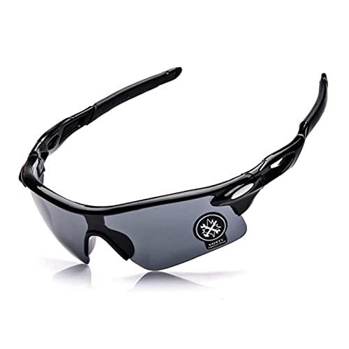 JYTSSH Gafas de ciclismo UV400 Deportes de pesca Hombres Gafas de sol Montaña Carretera de montaña Bicicletas Gafas de montaje Protección de montar Gafas MTB Bike Gafas de sol