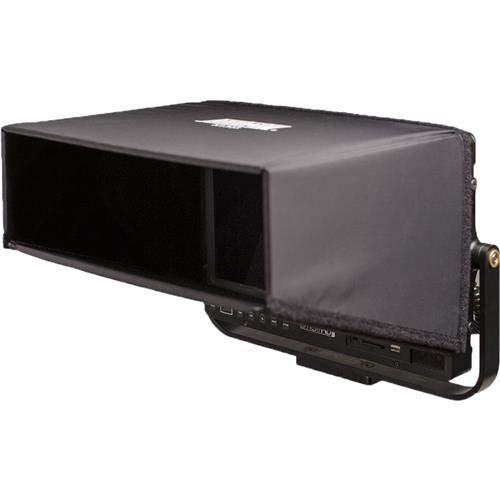 Hoodman 1303 Monitor Hood for Small HD Screen