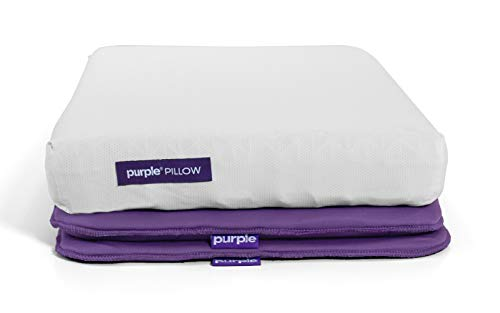 The Purple Pillow, with Adjustable Height Boosters
