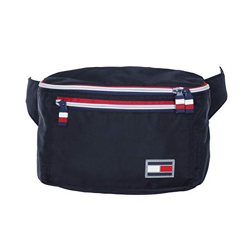Tommy Hilfiger Luggage Men's TCCI City Trek Waist Bag Fanny Pack Navy