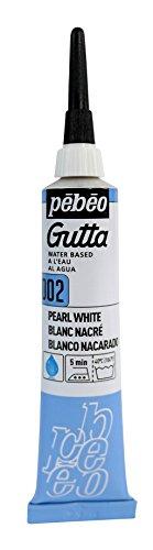 Pebeo Setasilk Gutta für Seidenmalerei, auf Wasserbasis, farblich sortiert