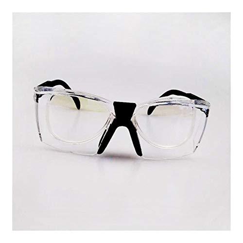 ouzhoub Nueva 355nm láser UV Gafas de protección Gafas Safeyt OD + 5 for la Ciencia médica de la cosmetología Industria de Graduados de Investigación