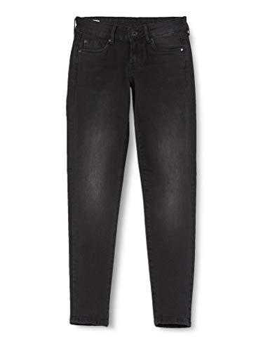 Pepe Jeans Soho Pants, Azul, 32 para Mujer