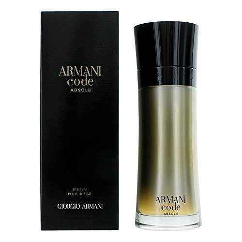 Giorgio Armani Code Absolu Parfum Pour Homme, One size, 200