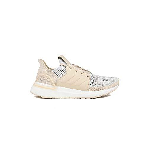 adidas Women's Ultraboost 19 W Running Shoes Beige Beige Size: 3.5 UK