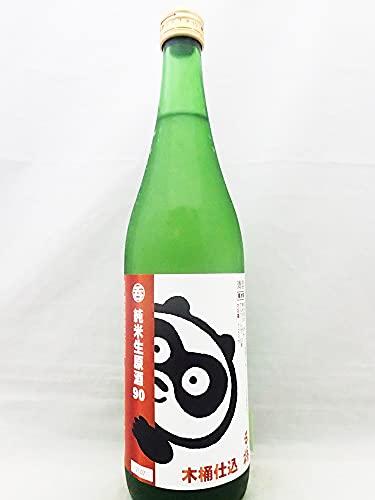 【隠し酒】五橋 木桶造り純米生原酒90 720ml