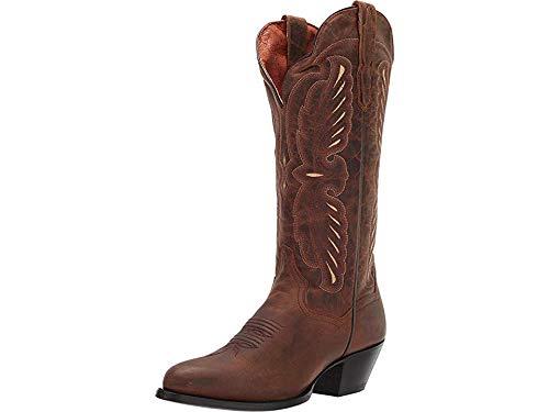 Dan Post Western Boots Womens Tillie Round Toe 7 M Bay Apache DP3781
