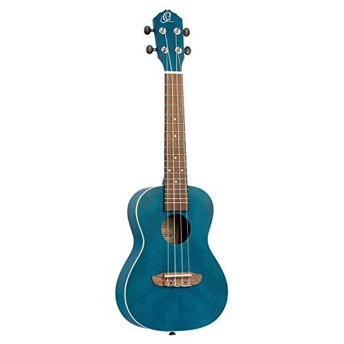 ORTEGA Ukelele Concierto Earth Series - Ocean Azul Acoustic (RUOCEAN)