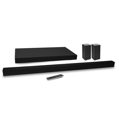 Vizio SmartCast SB4051-D5 40' 5.1-Channel Bluetooth Slim Sound Bar System (Renewed)