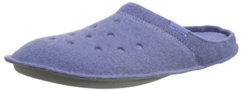 Crocs Classic Slipper, Zapatillas de Estar por casa Unisex Adulto, Violeta (Lapis), 39/40 EU