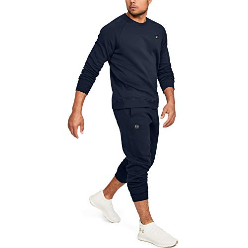 Under Armour Herren UA Rival Fleece Jogginghose, leichte Sporthose für Männer, komfortable und bequeme Laufhose mit loser Passform - 5