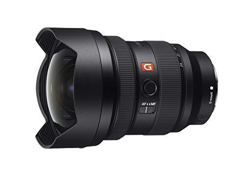 Sony SEL-1224GM G Master Ultra-Weitwinkel-Zoom Objektiv (12-24 mm, F2.8, Vollformat, geeignet für A9 & A7-Serien, E-Mount, Premium) schwarz