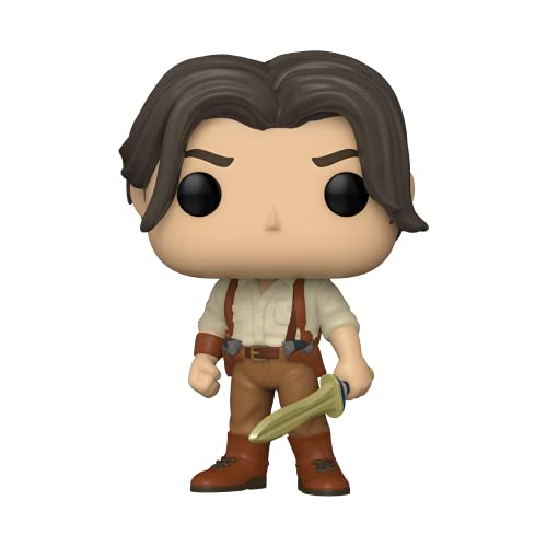 Funko- Pop Movies The Mummy Franchise Rick O'Connell (49165)