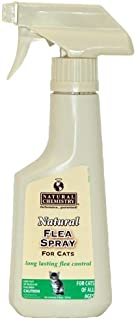 Natural Chemistry Natural Flea Spray for Cats (8 oz)_LQ