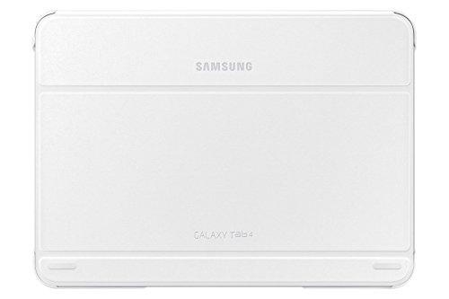 Samsung EF-BT530BWEGWW Book Cover per Galaxy Tab 4 10.1, Bianco