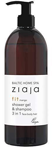 Ziaja Baltic Home Spa gel de ducha 3en1 500ml