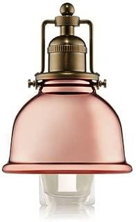 Bath and Body Works Industrial Lamp Nightlight Wallflowers Fragrance Plug.