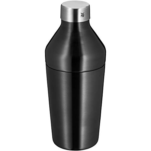 WMF Baric Shaker, Cocktail Shaker mit integriertem Barsieb, spülmaschinengeeignet