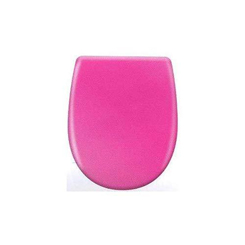 Olfa - Abattant WC Couleur Tendance Pivoine - Livraison Gratuite ! - OLFAB7AR03650701