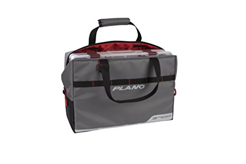 Plano Weekend Series 3700 Size Speedbag, Premium Tackle Storage with Two Included Stowaways