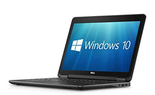 Dell Latitude E7240 12.5' Core i5-4200U 8GB 128GB SSD WebCam HDMI WiFi Windows 10 Professional Laptop PC (Renewed)