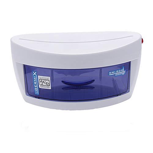NNW Mini Sterilisatoren Desinfektion Box - Schönheitssalon Werkzeuge UV Disinfectorsterilisator Kabinett, Geeignet Für Scheren, Babyflaschen, Spielzeug, Handtücher Und Nagel-Werkzeuge