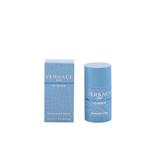 Versace Man Eau Fraiche by Versace, 2.5 oz Deodorant Stick for men