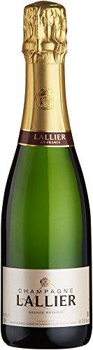Champagne Lallier Grand Cru Grande Réserve Brut (37.5cl) (Case of 12x35,5cl), Frankreich/Ay, Champagner, (GRAPE PINOT NOIR 65%, CHARDONNAY 35%)