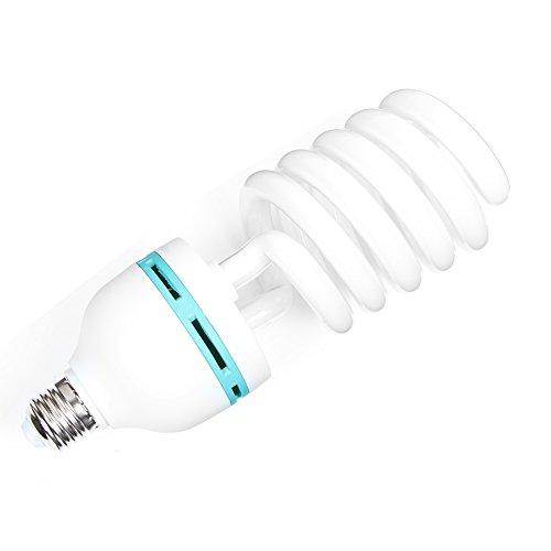 FOTGA 85W 230V E27 5500K Energiesparende CFL Fotostudio Bulb Video Fotografie Daylight Licht Lampe