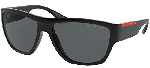 Prada Sport Hombre gafas de sol PS 08VS, 1BO02G, 59