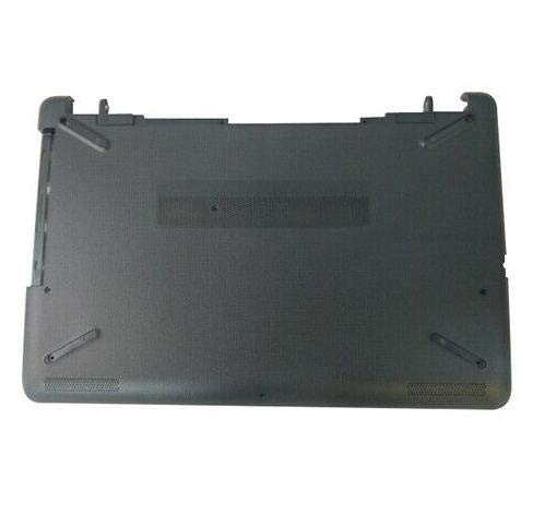 Replacement for HP 15-bs013dx 15-bs015dx 15-bs038dx 15-bs113dx 15-bs115dx Bottom Case Shell Cover Black