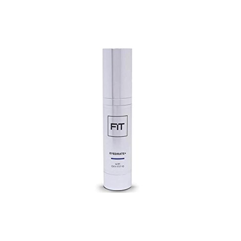 臭い洗練水没フィット +修理血清20ミリリットル x4 - Fit Eyedrate+ Repair Serum 20ml (Pack of 4) [並行輸入品]