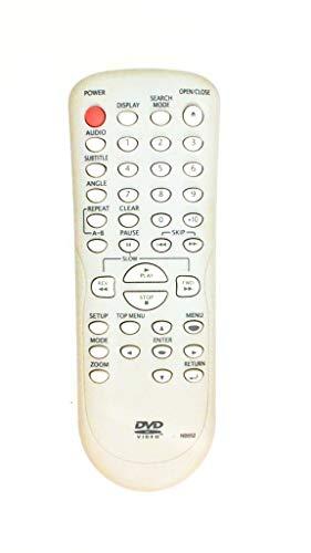 Sylvania Funai NB052 DVD Remote Control