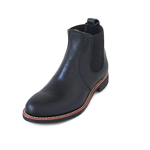 Red Wing Women 3455 Chelsea Black, Größe:38
