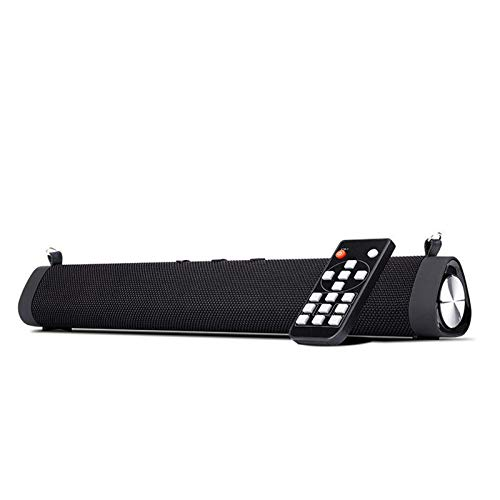 SoundbarWired e inalámbrico TV Soundbar 16 W Bluetooth 5.0 altavoz al aire libre portátil eco pared audio subwooferHome Theater sistema