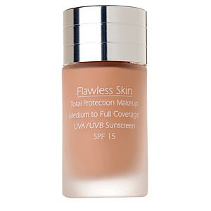 Prescriptives Flawless Skin Makeup Broad Spectrum SPF 15, Fawn (14), 1 oz