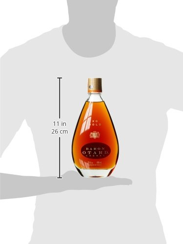 Baron Otard XO Cognac (1 x 0.7 l) - 8