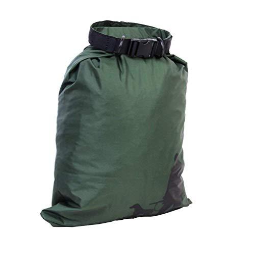 UEETEK 3 Stück / Set Wasserdichte Trockenbeutel,Ultra-light Nylon Packsacks für Camping Bootfahren Kajakfahren Rafting Angeln, ideal zum Speichern von Mobiltelefonen, Kamera, Schuhe, Armeegrün,(1,5 L + 2,5 L + 3,5 L) - 8