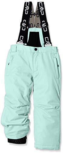 CMP Feel Warm Flat Pantalones, Unisex niños, Turquesa (Sky Light), 164 (14 años)