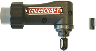 Milescraft 1008 Roto90 - Right Angle Attachment for Rotary Tool