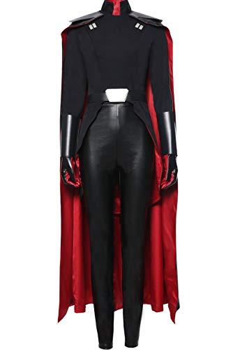 Bilicos Wars Star Fallen Order Second Sister Outfit Juego Completo Traje de Cosplay Disfraz personalización