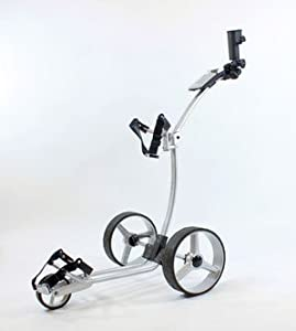 Yorrx® Slim Lion Pro 5 *PLUS* (ALU COOL) Golftrolley/Golfwagen/Golf Cart; AKTION: REGENSCHIRMHALTER GRATIS