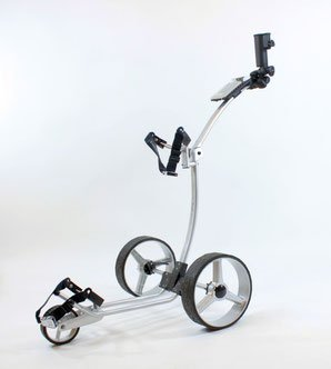 Yorrx Slim Lion Pro 5 Plus golftrolley/Chariot de Golf/Golf Cart (Alucool)
